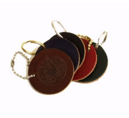 Ultraline Circle Keychain