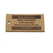 Natural Medium Label