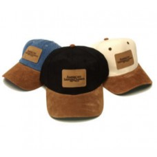 Leather Branded Hats